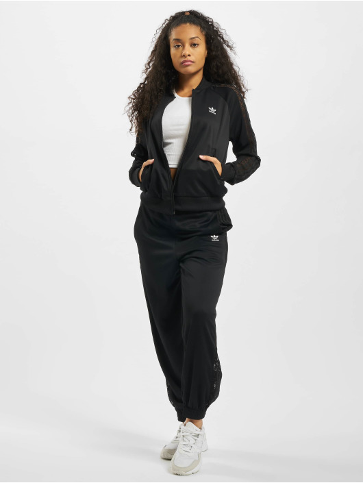 adidas Originals Kurtki przejściowe Lace czarny