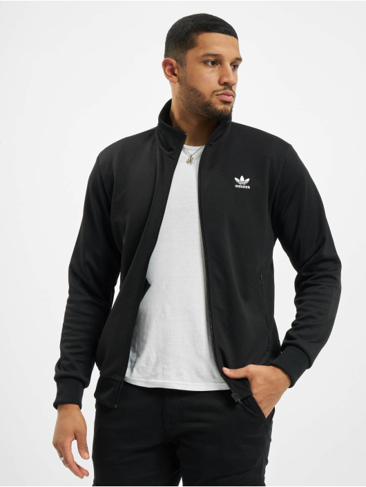 adidas Originals Kurtki przejściowe Essential czarny