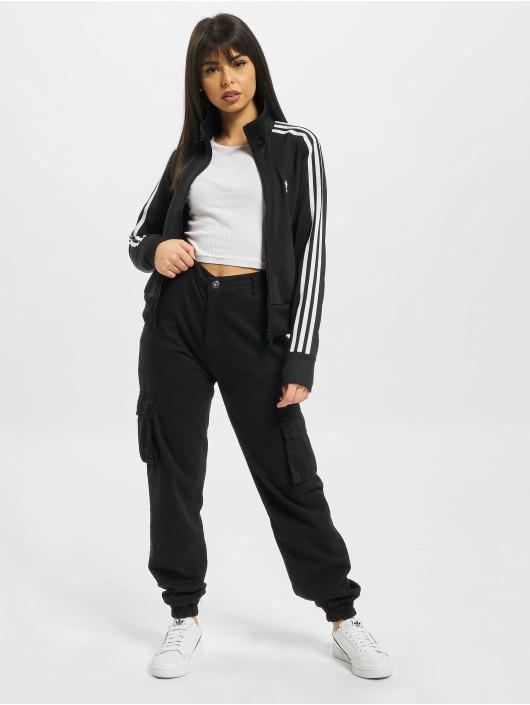adidas Originals Kurtki przejściowe Firebird czarny