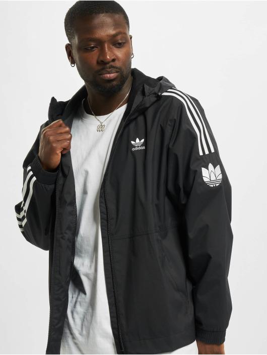 adidas Originals Kurtki przejściowe 3D czarny