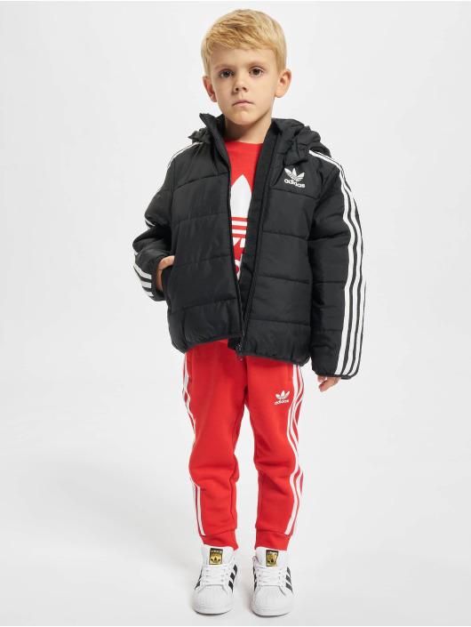 adidas Originals Kurtki przejściowe Padded czarny