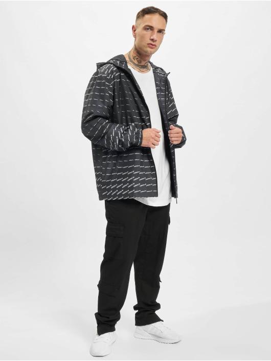 adidas Originals Kurtki przejściowe Mono WB czarny