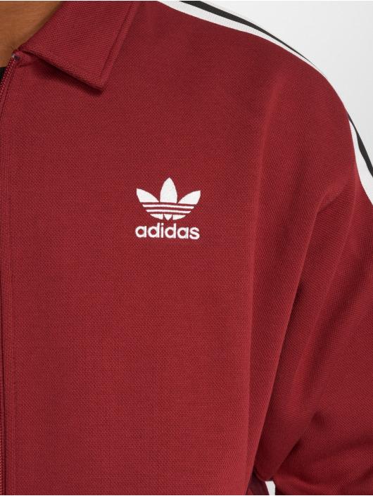 adidas originals Kurtki przejściowe Windsor Tt Transition czerwony