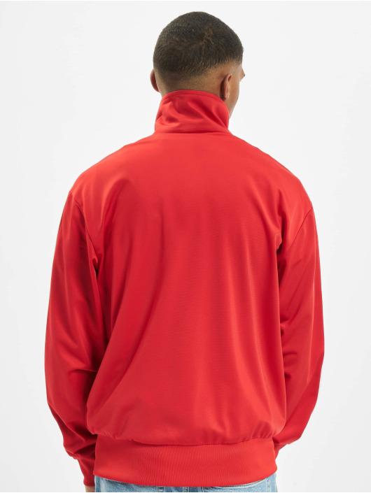 adidas Originals Kurtki przejściowe Firebird czerwony