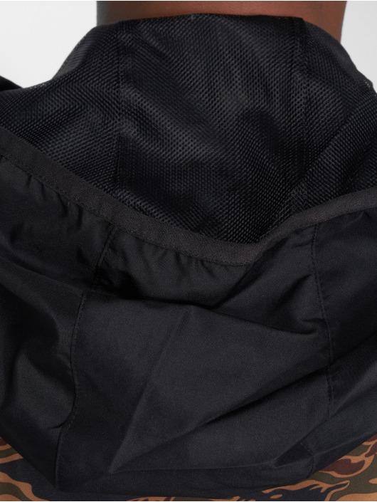 adidas originals Kurtki przejściowe Cmo Bb Pckable Transition moro