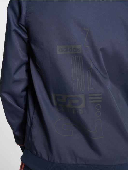 adidas originals Kurtki przejściowe AI BB niebieski