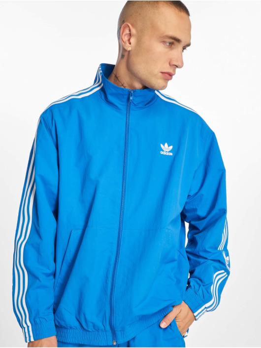 adidas Originals Kurtki przejściowe Woven niebieski