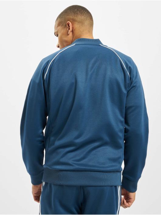 adidas Originals Kurtki przejściowe SST Track niebieski