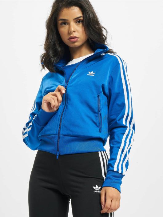 adidas Originals Kurtki przejściowe Firebird niebieski
