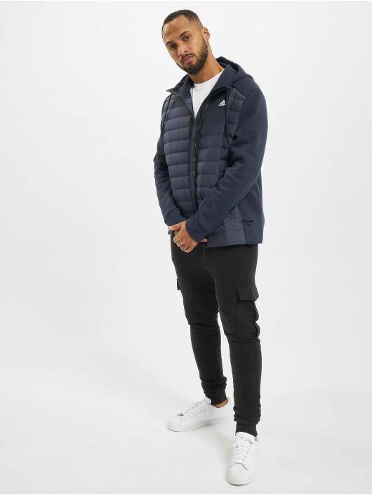 adidas Originals Kurtki przejściowe Varilite Hybrid niebieski