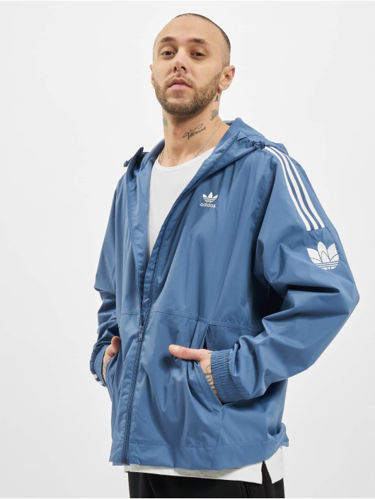adidas Originals Kurtki przejściowe Originals 3D niebieski