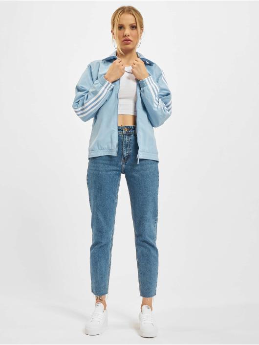 adidas Originals Kurtki przejściowe Originals niebieski