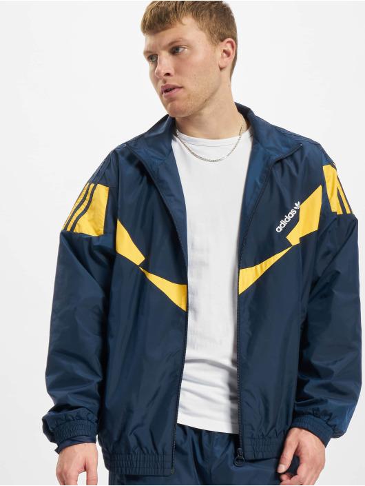 adidas Originals Kurtki przejściowe Ripstop Track niebieski