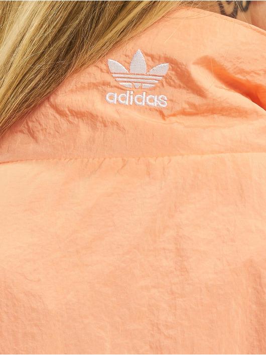 adidas Originals Kurtki przejściowe LRG Logo pomaranczowy