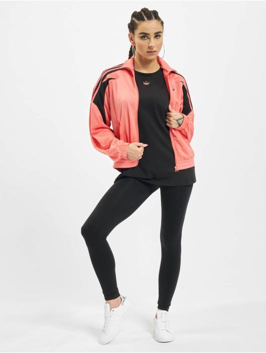 adidas Originals Kurtki przejściowe Originals pomaranczowy