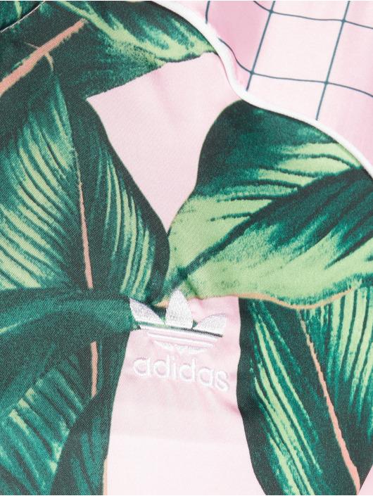 adidas originals Kurtki przejściowe Sst Tt Tropical Transition rózowy