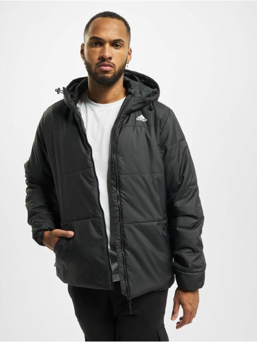 adidas Originals Kurtki zimowe BSC Insulated czarny