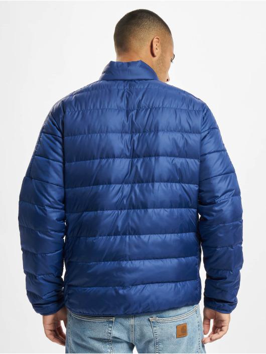 adidas Originals Kurtki zimowe ESS Down niebieski