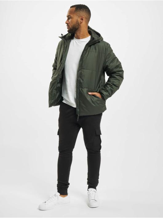 adidas Originals Kurtki zimowe BSC Insulated zielony