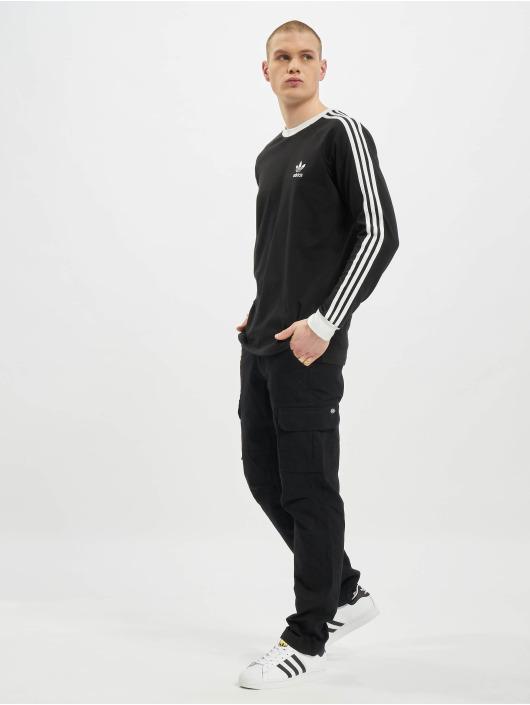 adidas Originals Langermet Originals 3-Stripes svart