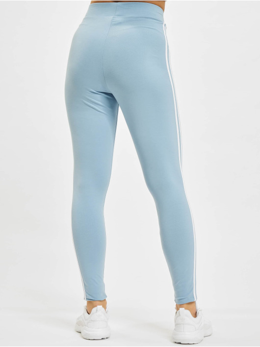 adidas Originals Legíny/Tregíny 3 Stripes modrá