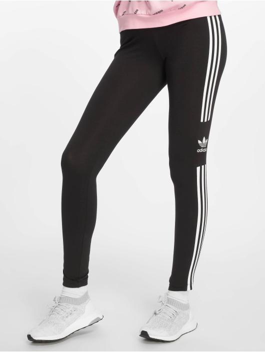 Legging Trefoil Originals Adidas Femme 599063 Noir qPawxwBz de7fe231b85