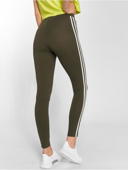 adidas originals Legging 3 Stripes Tight olive