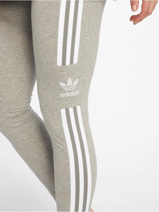 adidas originals Legging/Tregging Trefoil grey