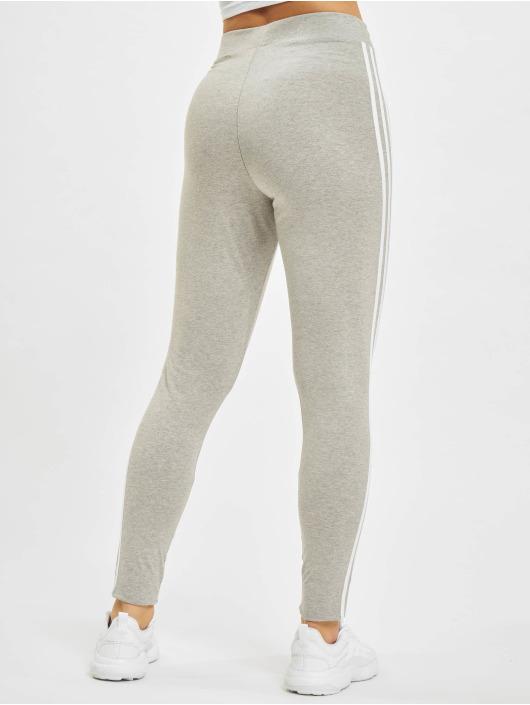 adidas Originals Legging/Tregging 3 Stripes gris