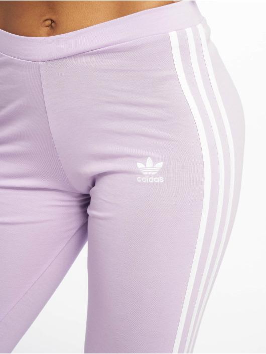 adidas originals Legging 3 Stripes violet