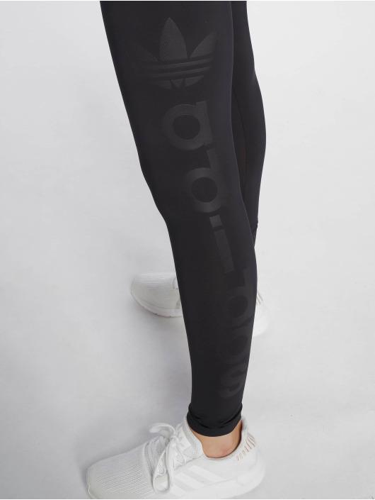 adidas originals Legging Tights zwart