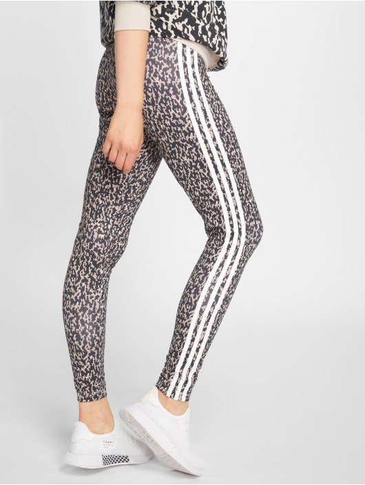 adidas originals Leggings/Treggings LF bezowy