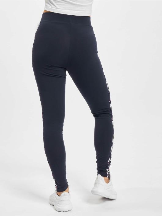 adidas Originals Leggings/Treggings 3/4 blå