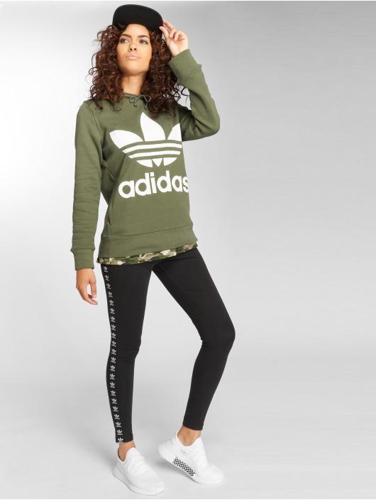 adidas originals Leggings/Treggings Trf Tight czarny