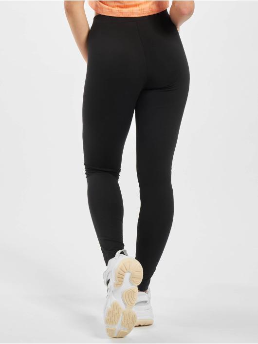 adidas Originals Leggings/Treggings R.Y.V. czarny