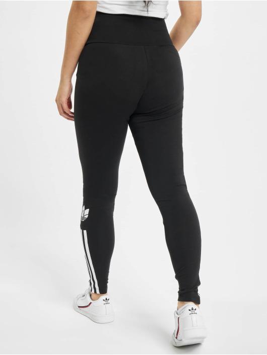 adidas Originals Leggings/Treggings Galapagos czarny