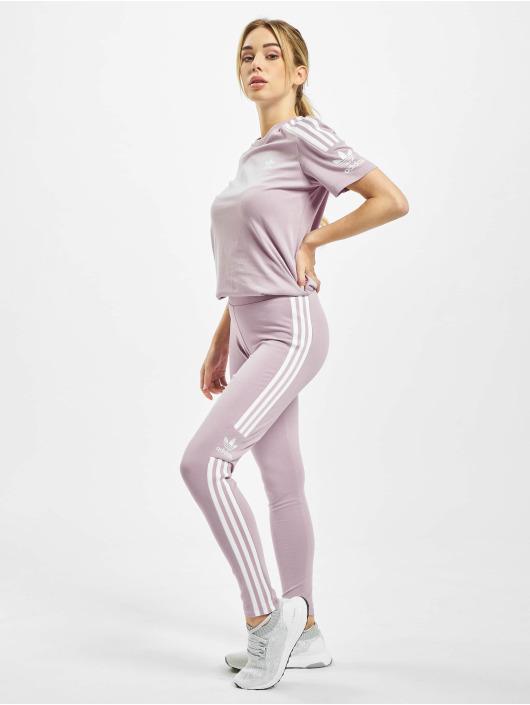 adidas Originals Leggings/Treggings Trefoil rosa