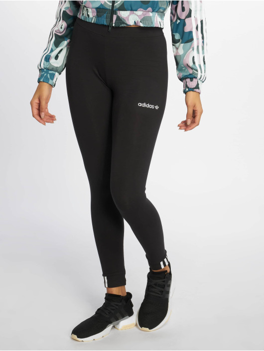 adidas originals Leggings/Treggings Coeeze svart
