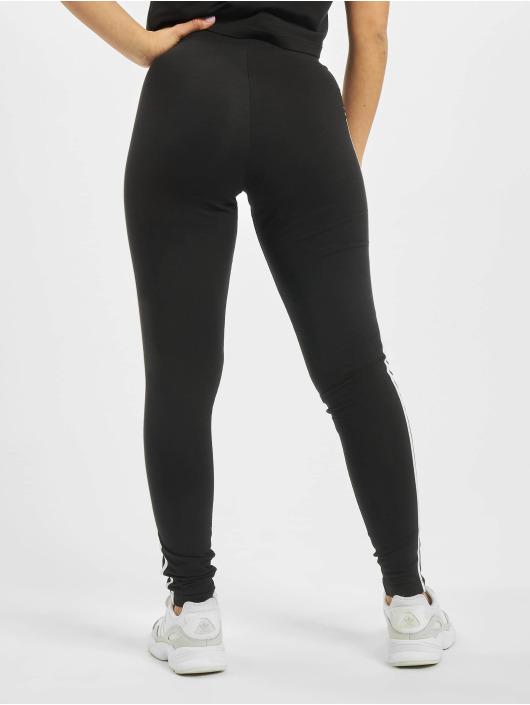 adidas Originals Leggings/Treggings 3-Stripes svart