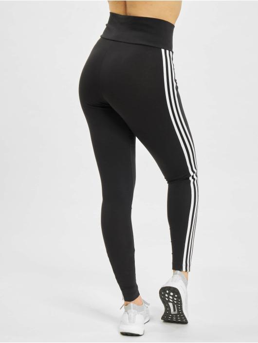 adidas Originals Leggings/Treggings HW svart