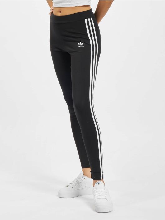adidas Originals Leggings/Treggings 3 Stripes svart