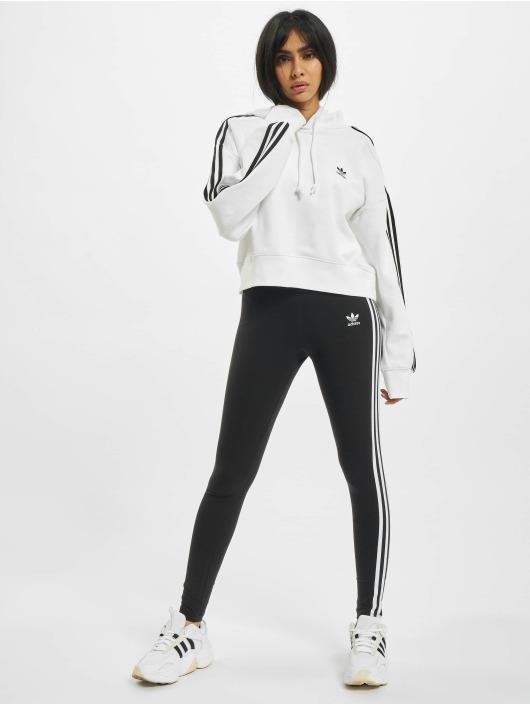 adidas Originals Leggingsit/Treggingsit 3 Stripes musta