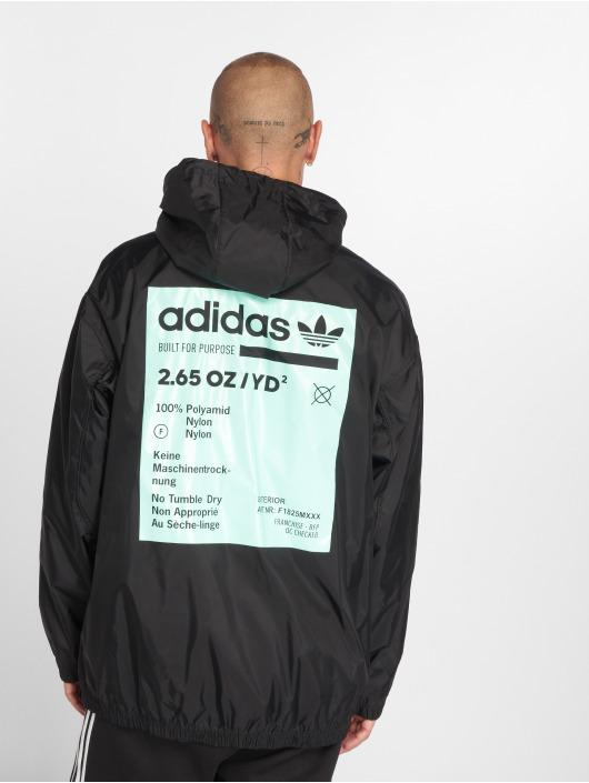 adidas originals Lightweight Jacket Originals Kaval Grp Wb black