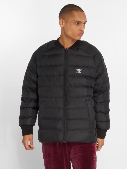 adidas originals Lightweight Jacket Originals Sst Reverse black