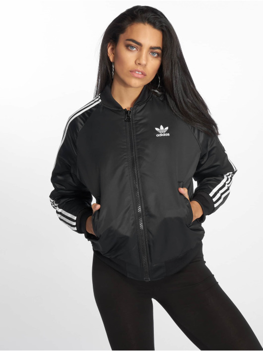 adidas originals Lightweight Jacket Bobmber black