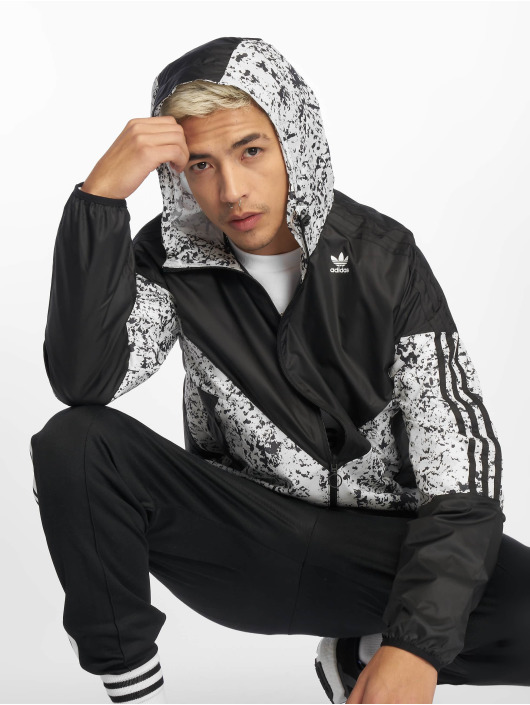 adidas originals Lightweight Jacket Karkaj black