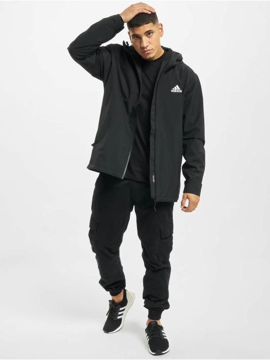 adidas Originals Lightweight Jacket BSC 3-Stripes Rain black