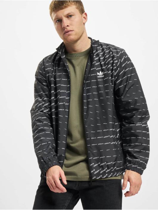 adidas Originals Lightweight Jacket Mono TT M2 black