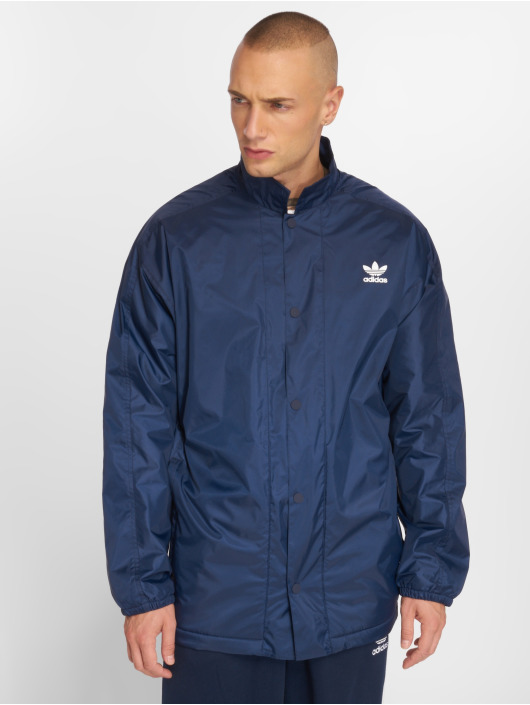 adidas Originals Lightweight Jacket Wntr Coach Jckt blue