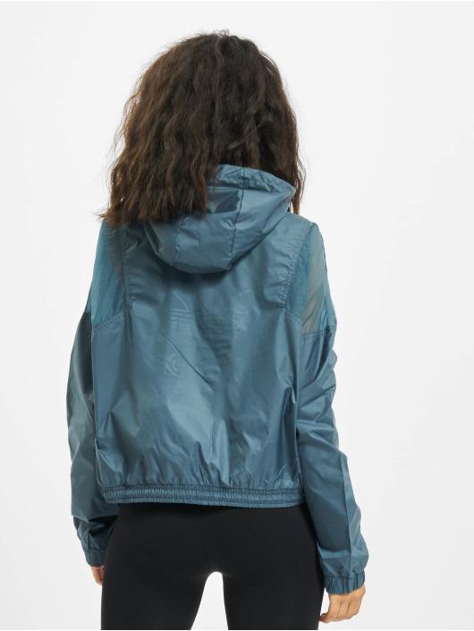 adidas Originals Lightweight Jacket Windbreaker blue